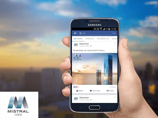 Mistral İzmir Sosyal Medya Yönetimi