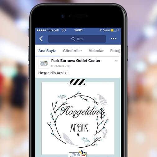 Park Bornova İzmir YouTube ve Facebook Video Reklamları