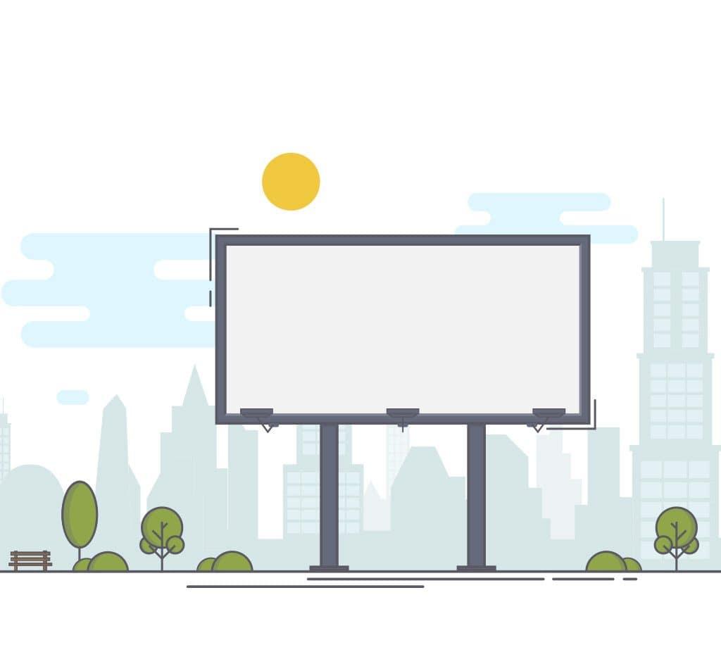 outdoor ads